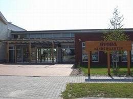 Taksonyi Német Nemzetiségi Óvoda – PARADOX riasztó rendszer
