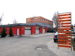 Airport Ipari Park - ECOTOR ipari kapuk