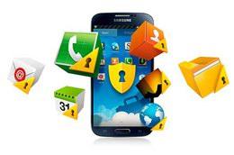 Samsung KNOX mobil biztonsági platform megoldásai