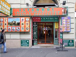 Istanbul étterem