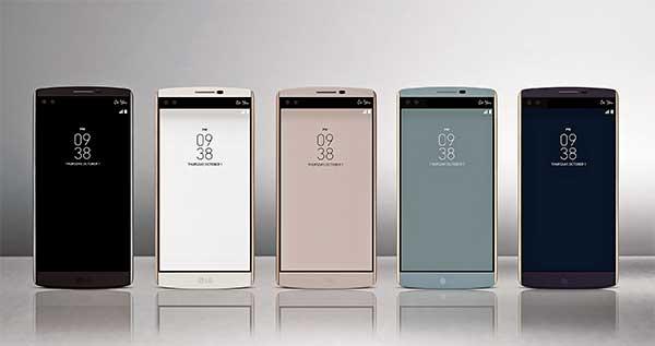 LG V10 okostelefon