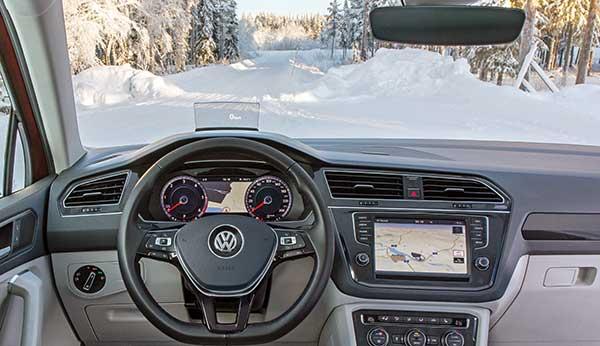 A Volkswagen okos első szélvédője gondoskodik a melegről