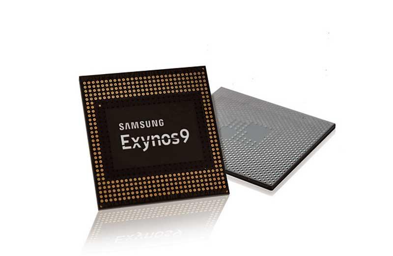 A Föld első 10 nanométeres Exynos 9 prémium processzora