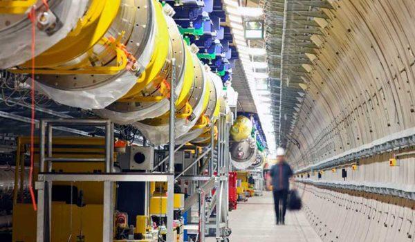 Már működik a Föld legnagyobb röntgenlézer elektrongyorsítója