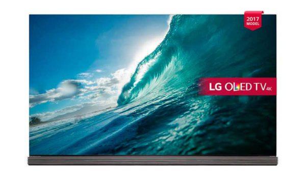 Penge vékony OLED TV az LG-től