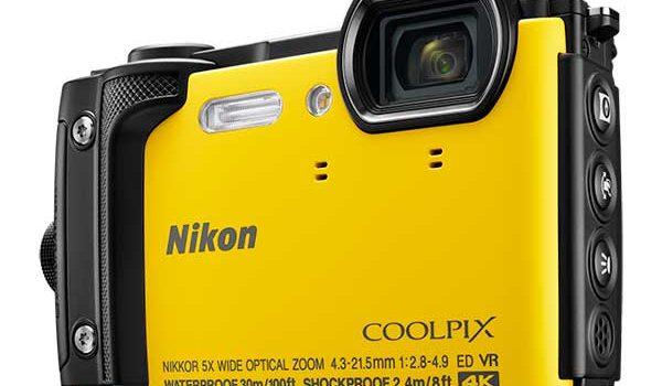 Kalandálló Nikon Coolpix W300 fényképezőgép