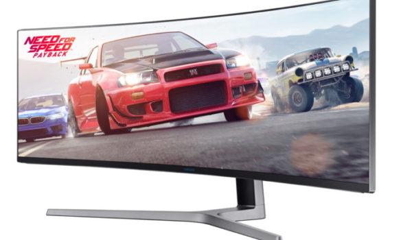 Bemutatkozott a Samsung legszélesebb gamer megjelenítője