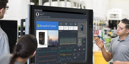 Nyilvánosan is elérhetővé vált a Microsoft IoT Central oldala.