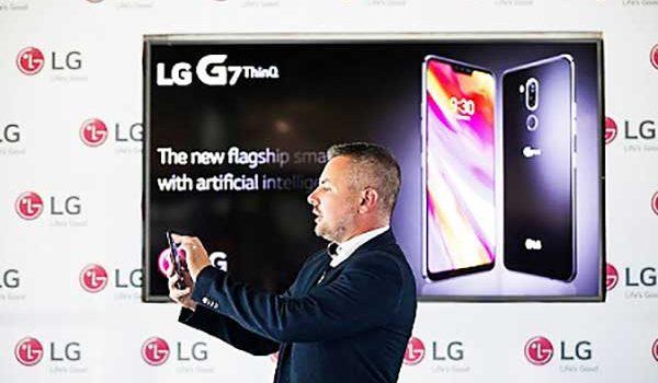 Magyarországon is bemutatkoztak az LG legmodernebb okostelefonjai