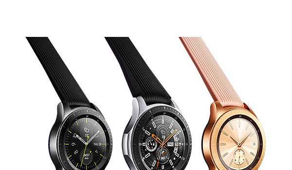 Samsung Galaxy Watch: összekapcsol, bárhol is legyél