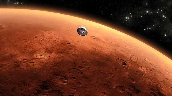 A marsi egyenlítő környékére küldhetik az ExoMars űrexpedíció kutatórobotját