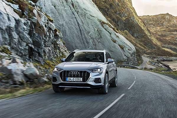 Komfortos, multifunkcionális és hálózatba kapcsolt: már rendelhető a modern Audi Q3