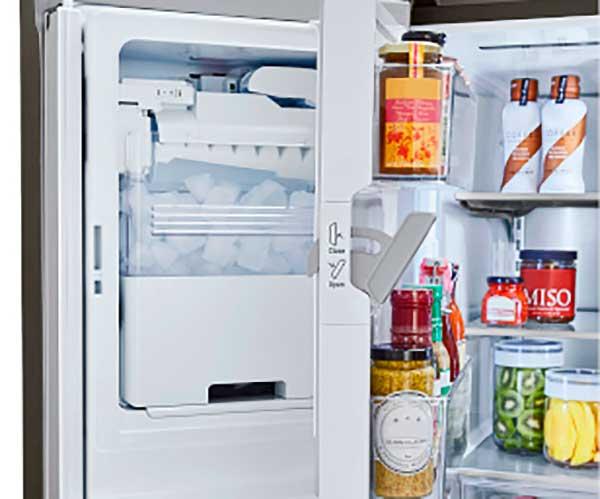 Az LG fejlett hűtőtechnológiáját alkalmazzák ezután a GE Appliances konstrukciói