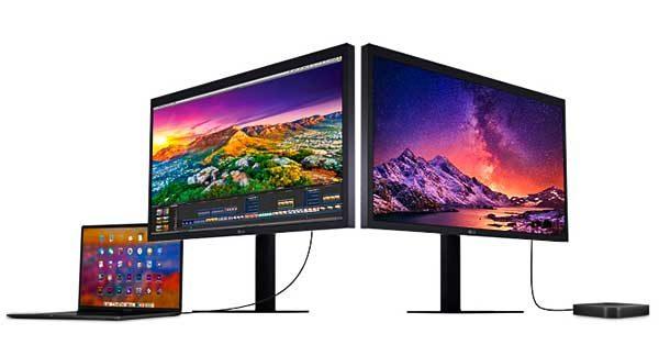 Bemutatkozott az LG új UltraFine 5K kijelzője Apple termékekhez