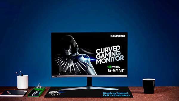 Játékra tervezve: megjött a Samsung CRG5