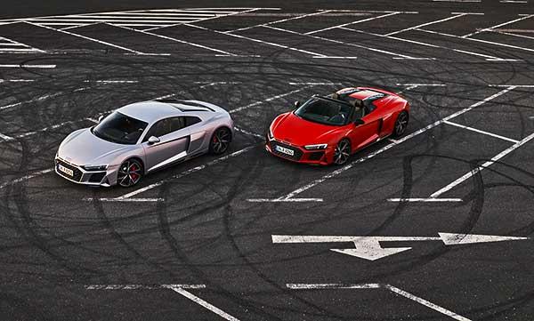 Még karakteresebb, még markánsabb – Az Audi R8 V10 RWD és az