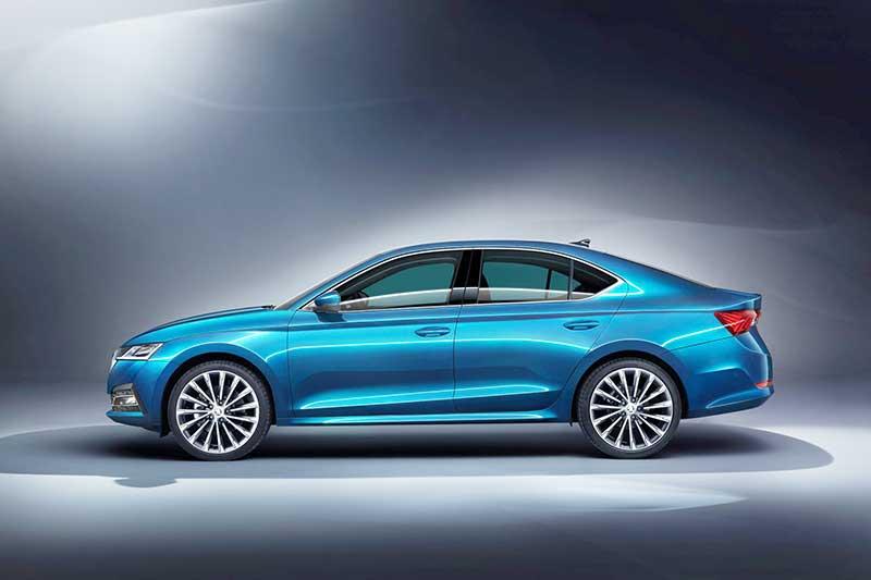 Csekély tömeggel ötvözi a legmagasabb fokú szilárdságot az új Škoda OCTAVIA intelligens anyagkoncepciója