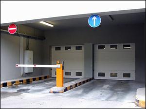 Média Center Campona ipari kapu
