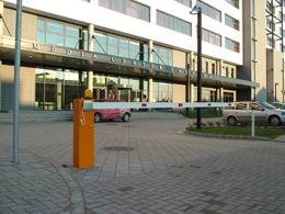 DITEC sorompó - Média Center Campona