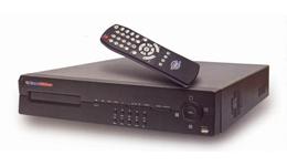 DVR távirányítóval