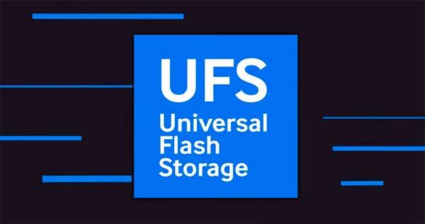 A világ első Universal Flash Storage (UFS) szabványú tárolója