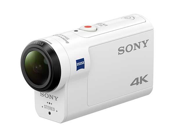 Itt az új Sony FDR-X3000R akciókamera