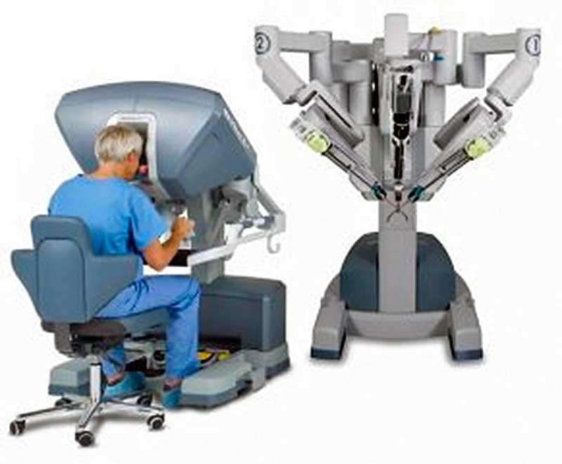 A jövő orvoslása a sebészrobotok kezében lesz