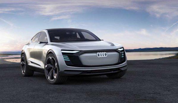 Íme az Audi e-tron Sportback kísérleti jármű