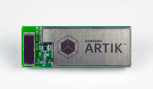 Samsung Artik platform a nagyobb biztonságért