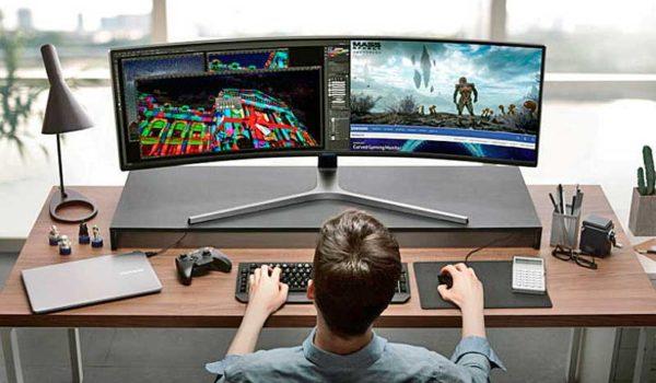 Új fázis a számítógépes játékok világában: a Samsung przentálja első HDR-képes QLED gamer monitorjait