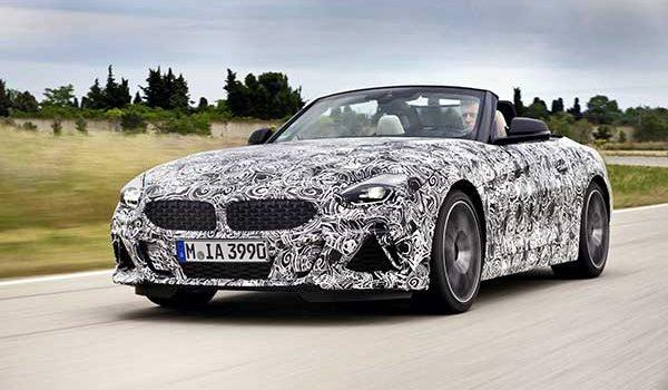 Érkezik a korszerű BMW Z4, a vezetés színtiszta élményével