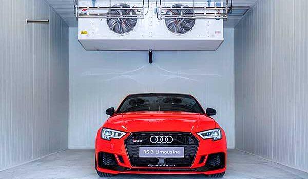 Extrém időjárási viszonyok közt tesztel az Audi Hungaria