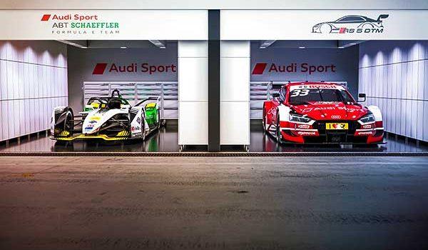 A Formula-E és a DTM versenysorozataiban tart a jövő felé az Audi