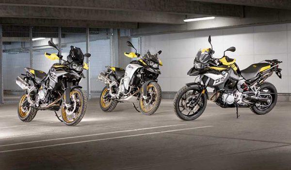 A BMW Motorrad bemutatja az új BMW F 750 GS, BMW F 850 GS és BMW F 850 GS Adventure modelleket