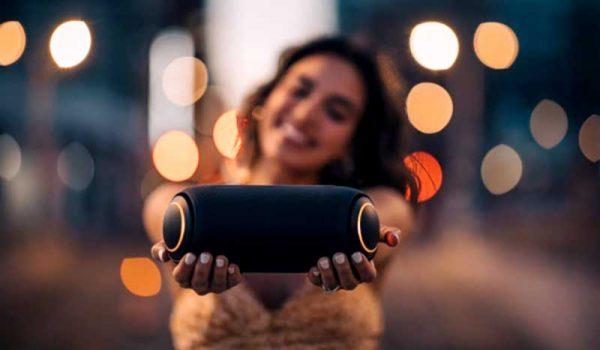 Megérkeztek Magyarországra az LG új XBOOM Go PL hordozható, vezeték nélküli hangszórói