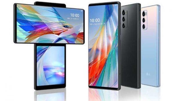 A korszerű LG WING okostelefon ismét tudatosítja a mobilhasználatot