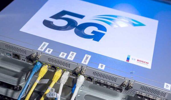 A Bosch elindítja az első 5G campushálózatát Németországban