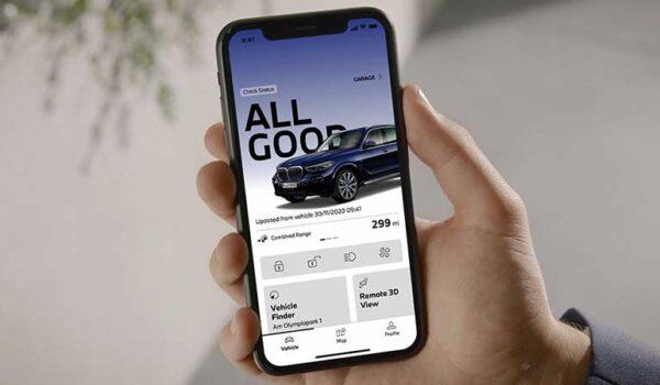 My BMW App: újgenerációs okosalkalmazás a BMW ügyfeleire szabva