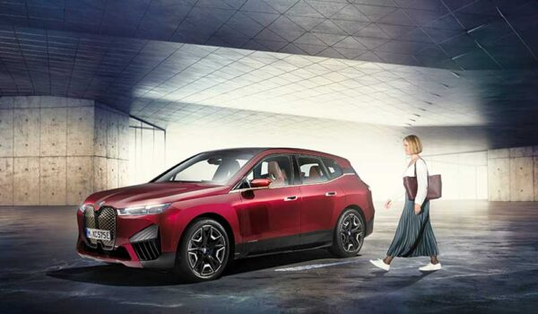 A BMW iX modellben bemutatkozik az ultraszélessávú technológiával dolgozó BMW Digital Key Plus