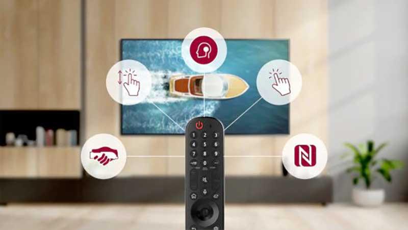Az LG webOS 6.0 okostévéplatformot a nézők tartalomfogyasztási szokásaihoz tervezték