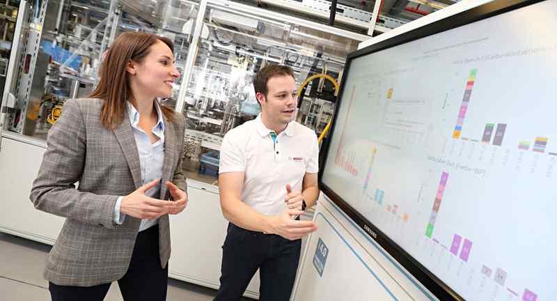 A Bosch mesterséges intelligenciával teszi hibamentessé a gyártást