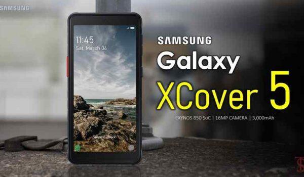 Elért hozzánk is a Samsung Galaxy XCover 5, változatos körülményekre tervezve