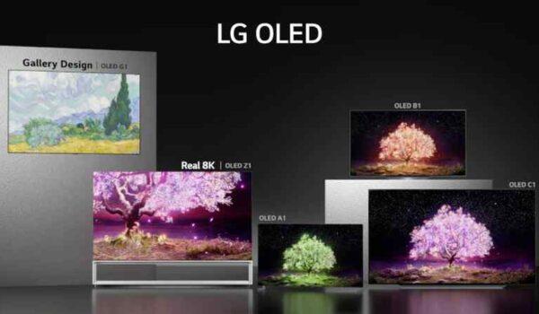 Magyarországra érkeznek az LG 2021-es prémium televíziói, élen a társaság OLED eszközeivel