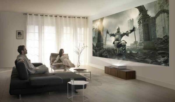 Premiere – Ultrarövid vetítési távolságú 4K lézerprojektor a Samsungtól