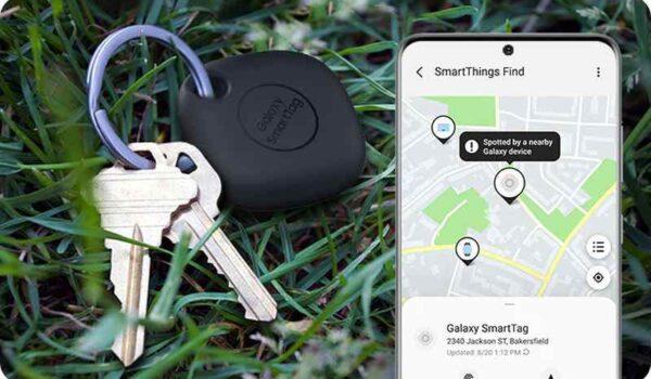 Galaxy SmartTag+: Az okoseszköz, amely megtalálja az eltűnt tárgyakat