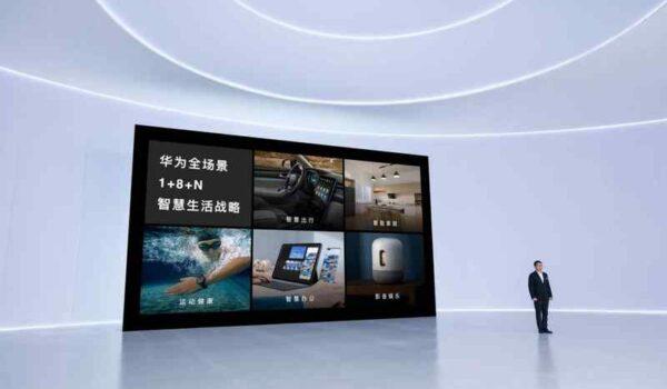 Nagyon sok új eszközt és saját operációs rendszerét is prezentálta a Huawei