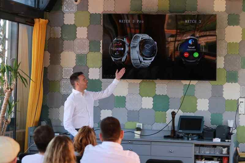 Új okosórákat ismertetett Magyarországon a Huawei